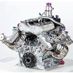 Porsche Unveils Turbo V4 From 919 Hybrid