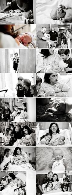 Original attributed to http://lifeinmotionpgotography.com  Examples of preserving memories of a hospital birth.  Repinned by http://pregnancyprofessor.com