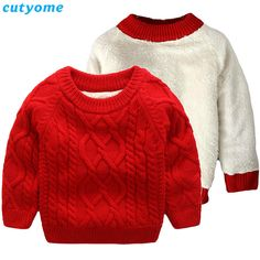 Do you have what it takes to Discount 25% Sale Price US $9.52 Kids Boys Girls Sweater Autumn Warm Fleece Cardigans Clothing For Children Pullover Toddler Jumper Winter Clothes Girl Sweaters the new facebook? #sweaters-cardigans