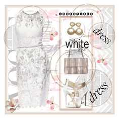 """The Little White Dress"" by sisilem ❤ liked on Polyvore featuring Seed Design, Dolce&Gabbana, Giuseppe Zanotti, Bottega Veneta and LWD"