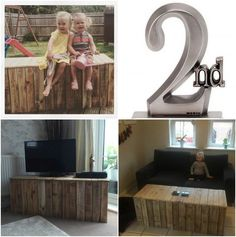 My first ever woodwork project. It started out as a bench for the kids, then was a coffee table, but is now used as a TV unit. Congratulation Jo Smith for this beautiful TV Unit and the second place in…
