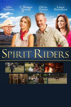 Spirit Riders Full Movie Online 2015
