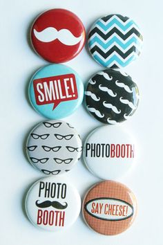 Photobooth  #flair #flairbuttons