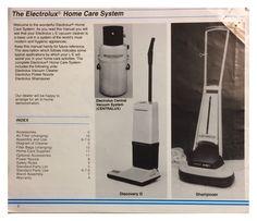 le electrolux limited edition vacuum cleaner manual pg 5 rh pinterest com Electrolux Shampooer Scrub Brushes Electrolux Floor Shampooer Model 1522