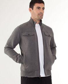 jericho jacket   men's jackets and hoodies   lululemon athletica