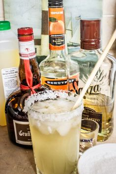 I have the best Top Shelf Margarita recipe and you won't believe what national chain restaurant it hails from. Come on, guess.