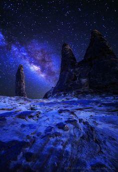 The Milky Way Blues ♥
