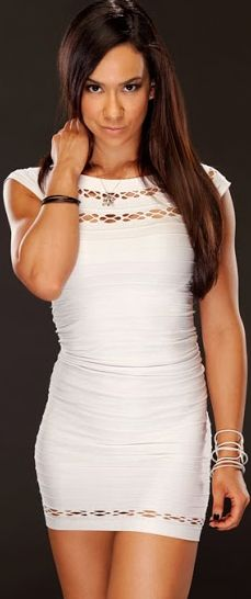 Perhaps the most well known female name in all of professional wrestling is AJ Lee. Her story is one of perseverance, courage, and a little bit of luck.