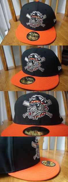 Baseball-Minors 24441: Erie Seawolves New Era 7 1 2 Hat Cap Minor Leagues Milb Fitted 59Fifty Rare -> BUY IT NOW ONLY: $95 on eBay!