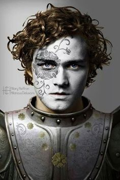 Loras Tyrell by: Hilary Heffron #GameOfThrones