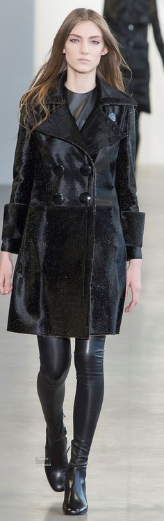 Calvin Klein Collection Collections Fall Winter 2015-16 collection