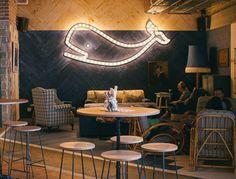 Coogee Pavillion - Coogee Beach - My Kiki Cake -Sydney Food Blog - Whale light
