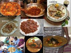 Traditional  Delicious Senegalese Food...