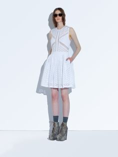 South Molton St Style: [Trend for SS12] Broderie Anglaise