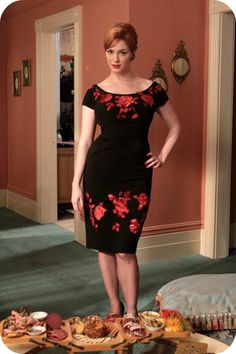 """Mad Men - Joan does it best! """" Is it so hard to just leave everything at the door and just do your job?"""""""