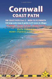 This fully revised new edition has now been considerably expanded to cover the full length of the Cornwall coast, 280 miles. This second part of the South West Coast Path around the south-western tip of Britain, includes some of the best coastal walking in Europe.