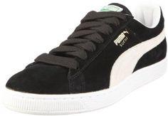 Puma Suede Classic+, Unisex-Erwachsene Sneaker, Schwarz Weiß, 42 EU   Amazon.de  Schuhe   Handtaschen e2a3ba8b34