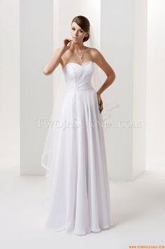 Robe de mariée Gala Geminis Semi Dry 2014