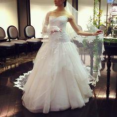 03-8800 KENNETH POOL ケネスプール Wedding Dresses, Fashion, Bride Dresses, Moda, Bridal Gowns, Fashion Styles, Wedding Dressses, Bridal Dresses