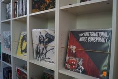Ordnung für CDs, DVDs und Vinyl-Schallplatten                                                                                                                                                                                 Mehr