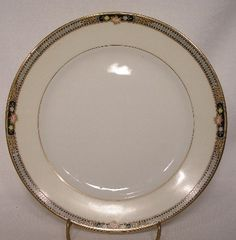 My Grandmother's china pattern, Olanta