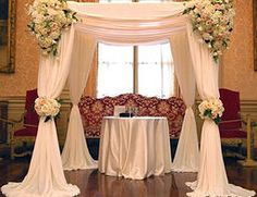 chuppah rental miami/ wedding chuppah rental