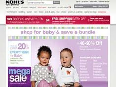Kohls Coupon Codes - Get all coupon codes, promotion codes, deals, discounts and offer for www.kohls.com