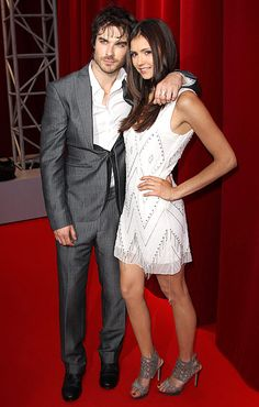 Nina Dobrev and Ian Somerhalder: How They Fell in Love: Keeping Her Close