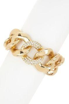 Link N Glamour Bracelet