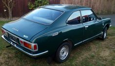 Toyota Corolla KE25 SR Coupe 1974
