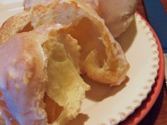 Cavacas (Portuguese Pastry) | In Good Flavor | Great Recipes | Great Taste