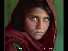 """Photographer Steve McCurry tells the story of shooting the iconic National Geographic """"Afghan girl"""" photo. National Geographic Photographers: The Best Job in the World AIRS FRIDAY OCT 11 at"""