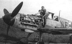 https://flic.kr/p/4iTFdV | Bf 109 G6 (17)