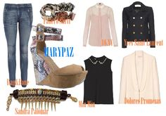 Nuevo post en nuestro blog: Look casual + cuñas Marypaz ¿Os gusta la combinación?