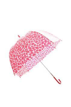 Shoptiques — Red Lips Umbrella