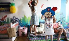 Chambre d'enfant Appartement Camille Hermand Architectures