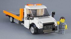 Van | THE LEGO CAR BLOG