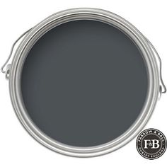 Find Farrow & Ball Estate Oval Room Blue - Matt Emulsion Paint - at Homebase. Visit your local store for the widest range of paint & decorating products. Dulux Paint Colours, Blue Paint Colors, Wall Colors, Dulux Blue Paint, Teal Paint, Neutral Paint, Farrow Ball, Feng Shui, Dulux Feature Wall