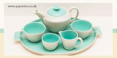 Poole pottery's ice green and seagull, from yay retro  https://www.yayretro.co.uk/blog/249/Poole-Early-Morning-set-in-Ice-Green-and-Seagull