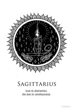 Sagittarius - Shitty Horoscopes Book XI: Illuminate by musterni