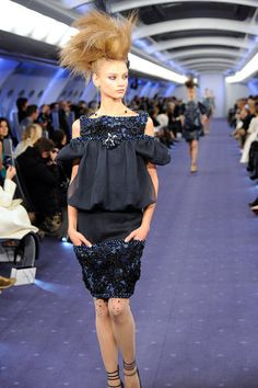 Chanel, spring 2012 couture #runway