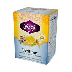 Yogi Tea Bedtime - Caffeine Free - 16 Tea Bags