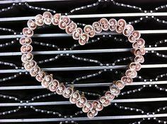 Zawsze mów  że kochasz #iloveyou #heart #serce #kocham : Kolekcja poniedziałkowych serc Page Hodell Monday Hearts 305