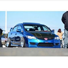 Fiji Blue is the best Civic color 2006 Honda Civic Si, Honda Cars, Japan Cars, Trd, Auto Racing, Race Cars, Dream Cars, Monsters, Bike