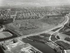 Luchtfoto Slotermeer- Zuidwest