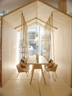 <p>Fiii Fun House is a new concept of a coffee shop with an event space and game room in Buenos Aires, Argentina. The idea to create a design-forward space where children and adults alike can enjoy ha