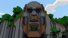 Le temple de Notch (Minecraft)