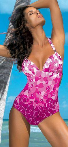 e61b14125194cf Kostium jednoczęściowy monokini LUISE Kliknij po więcej informacji! Bikini,  Kostiumy Kąpielowe, Stroje Kąpielowe