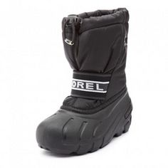 Sorel 'Cub Solid' Jr./Sr. Kids' Winter Boot