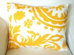 Throw Pillow Cushion Cover 12 x 16 Lumbar Corn by fabricjunkie1640
